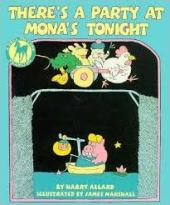 there's a party at mona's tonight